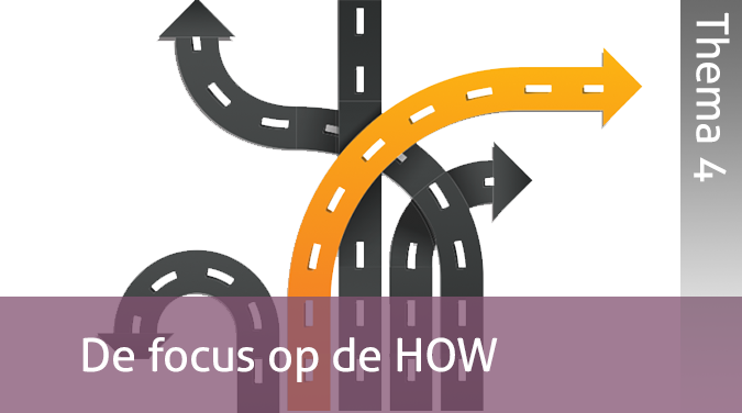 Thema 4: De focus op de HOW